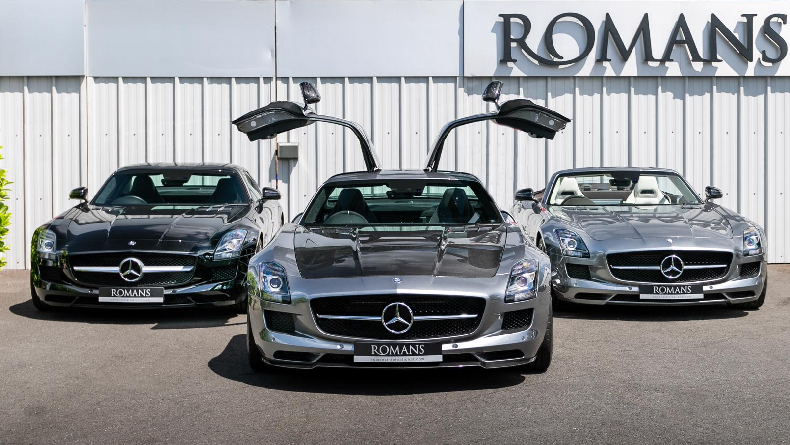 Mercedes Sls Amg Buyers Guide
