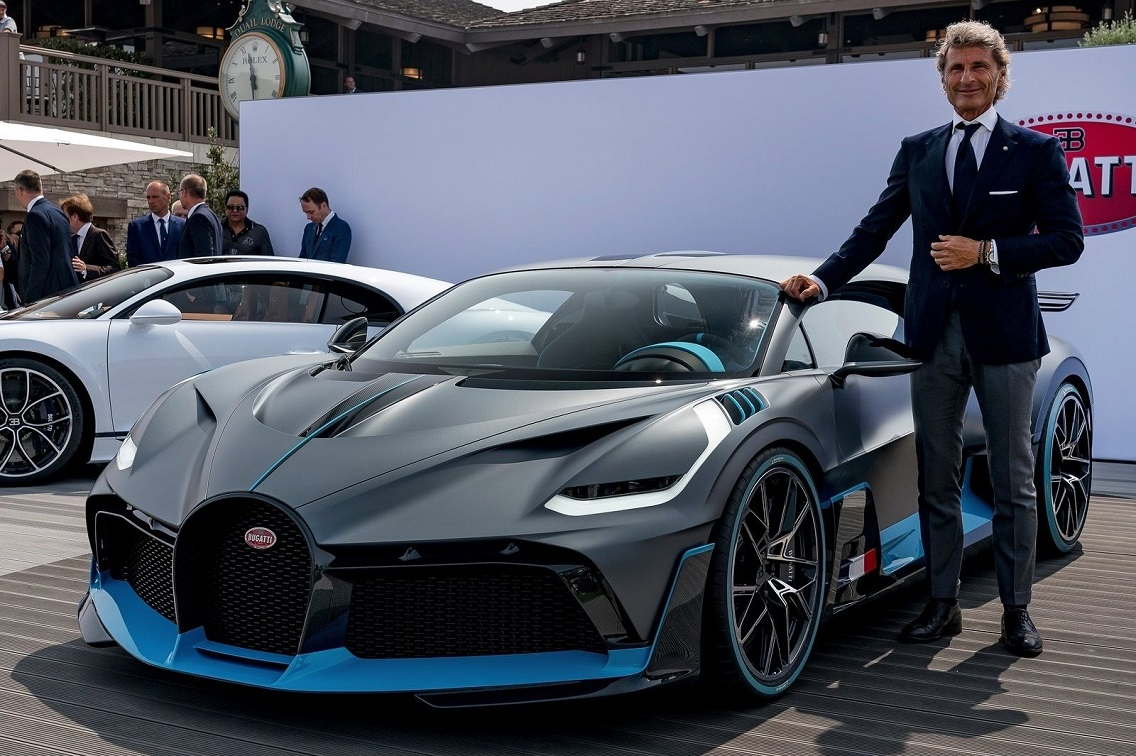 Is the Bugatti Divo the most valuable production car of the 21st century?