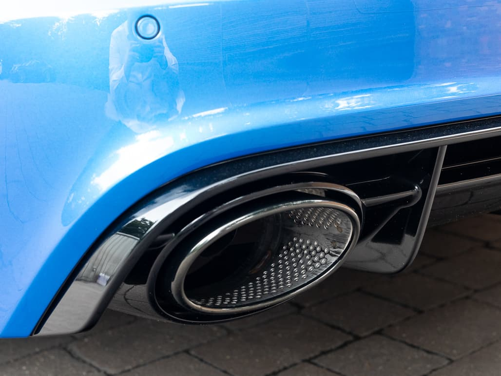 Audi RS6 Avant - Exhaust