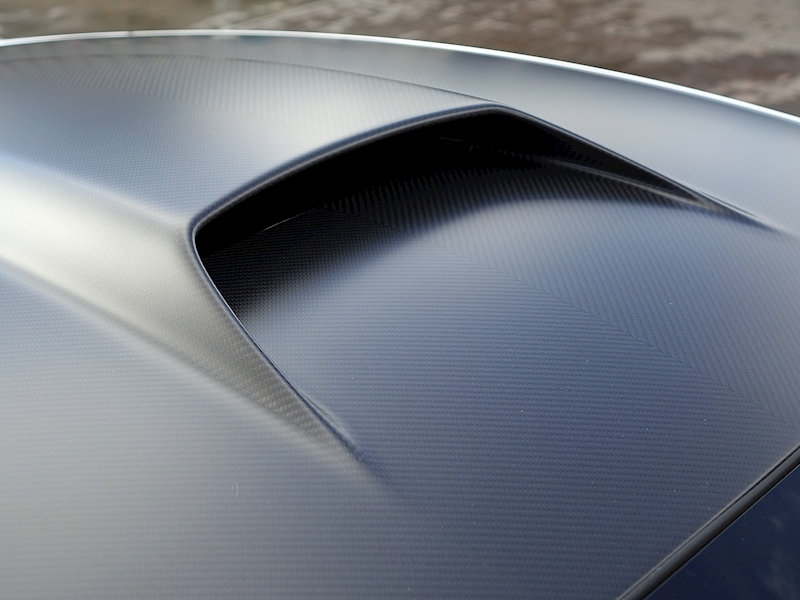 McLaren 675LT Carbon Fibre Roof Scoop